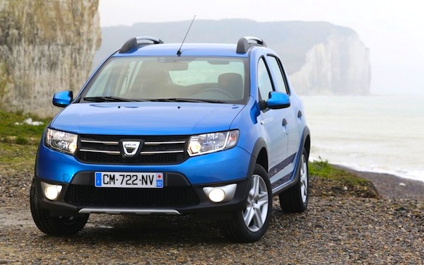 Dacia Sandero 2013. Picture courtesy of auto-mag.com