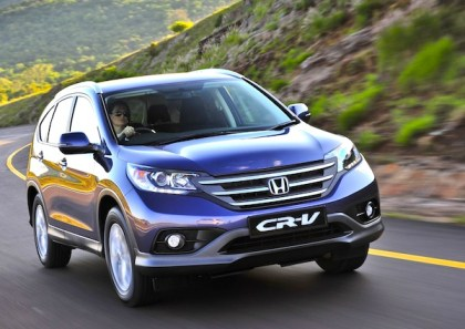 Honda CR-V. Picture courtesy of www.autowp.ru
