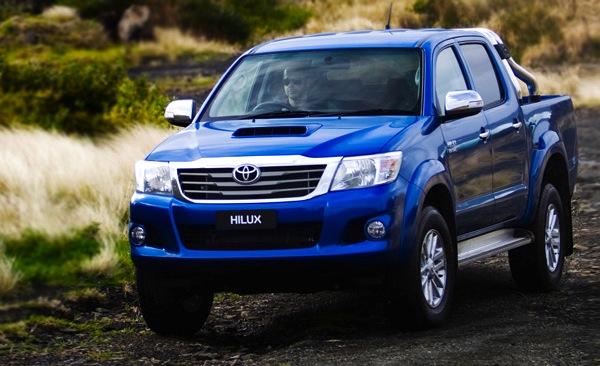 Toyota Hilux World 2012