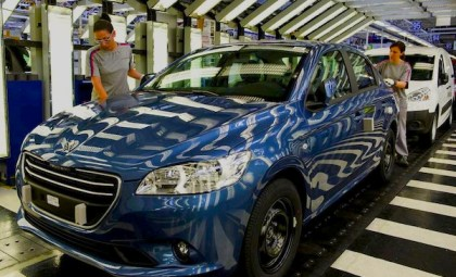 Peugeot 301. Picture courtesy of Peugeot