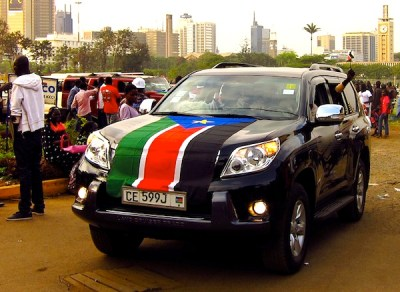 South Sudan 2012: Toyota Land Cruiser should top sales ...