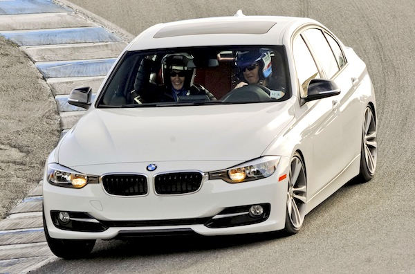 BMW 3 Series World February 2013