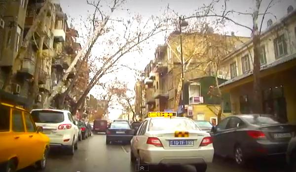 Baku Street Scene 5