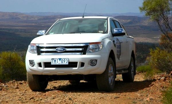 Ford Ranger Australia February 2013