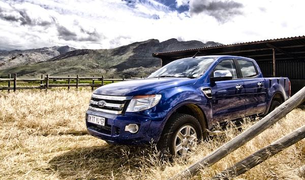Ford Ranger South Africa February 2013