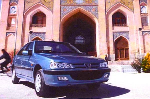 Peugeot Pars Iran February 2013