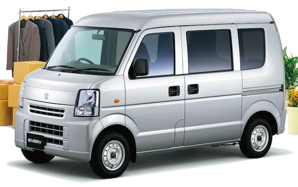 Suzuki Every World 2012