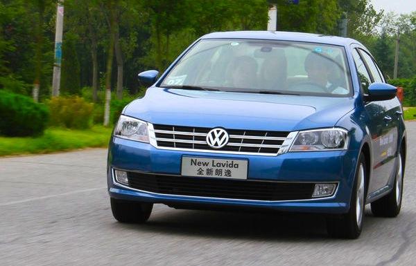VW Lavida World March 2013. Picture courtesy of auto.sohu.com