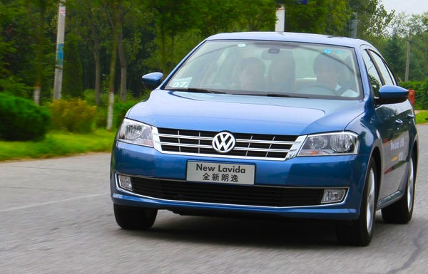 VW Lavida World February 2013. Picture courtesy of auto.sohu.com