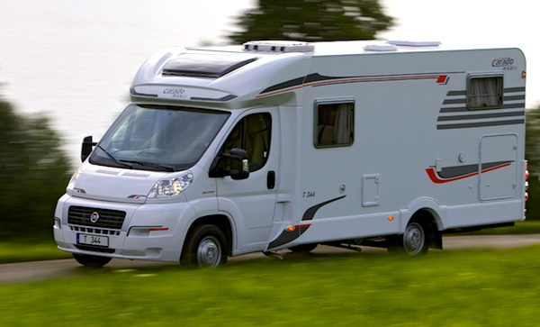 Fiat Ducato Germany March 2013