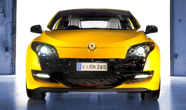 Renault Megane Belgium 2012