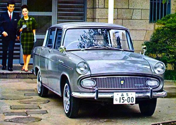 Toyota Corona Japan 1960