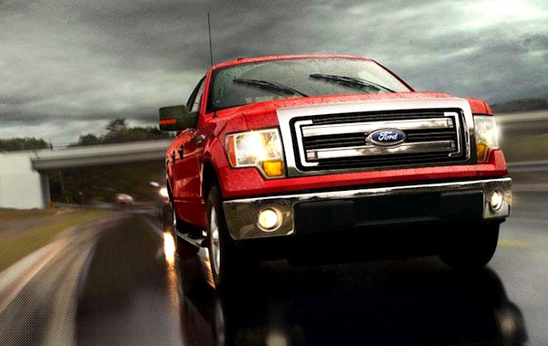 Ford F-Series World June 2013