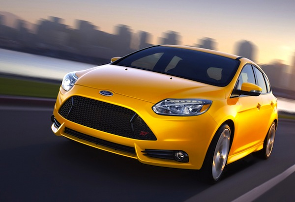 Ford Focus World March 2013