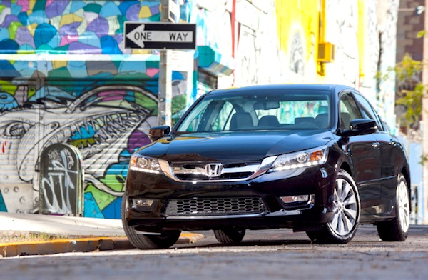 Honda Accord USA 2013