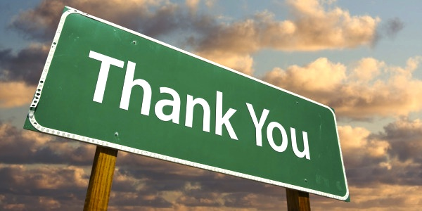 Thank you from BestSellingCarsBlog