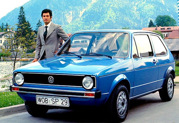 VW Golf I World 1974