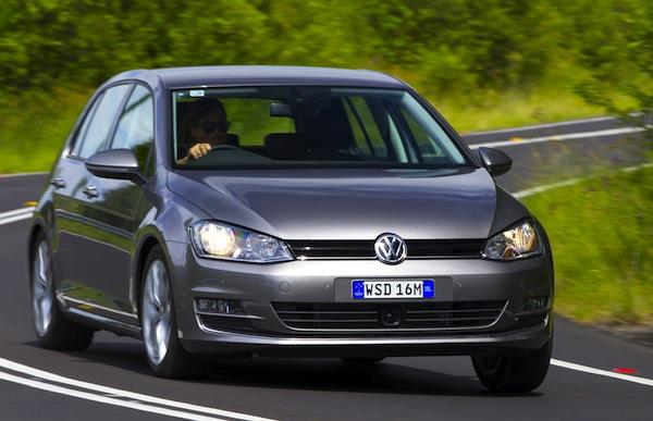 VW Golf World April 2013. Picture courtesy of ausmotive.com