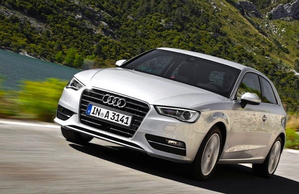 Audi A3 World June 2013