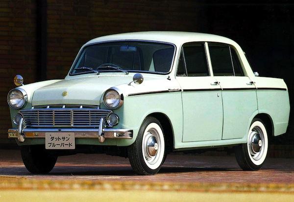 Datsun Bluebird 1963