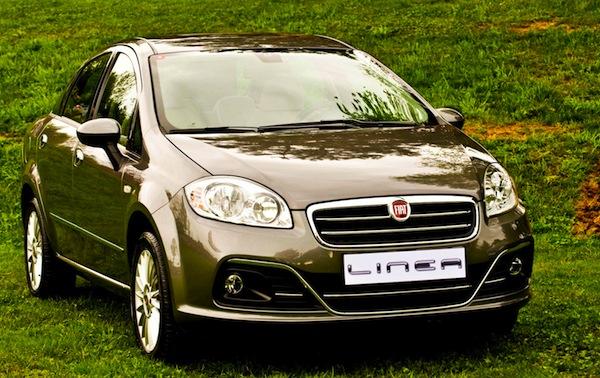 Fiat Linea Turkey June 2013