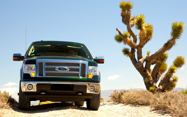 Ford F-Series USA June 2013. Picture courtesy of Motor Trend