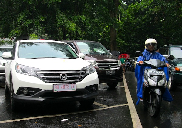 Honda CR-V Indonesia June 2013