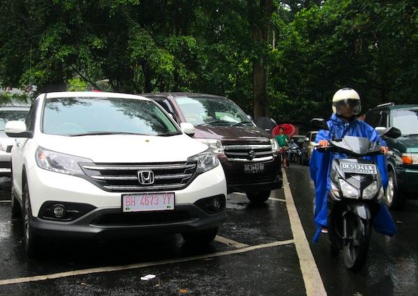 Honda CR-V Indonesia June 2013