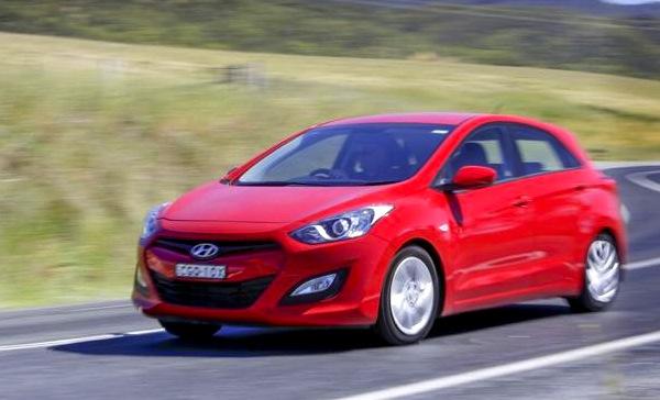 Hyundai i30 Australia June 2013. Picture courtesy of news.com.au