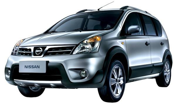 Nissan Grand Livina Taiwan June 2013