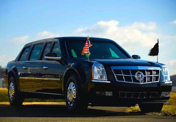 Presidential Cadillac
