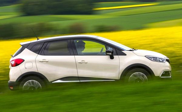 Renault Captur World May 2013