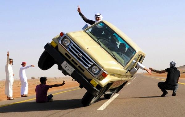 Saudi Arabia. Picture courtesy of Businessinsider.com