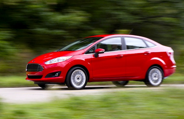 Ford Fiesta Brunei June 2013. Picture courtesy of autoblog.com