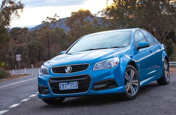 Holden Commodore Australia 2013. Picture courtesy of caradvice.com.au