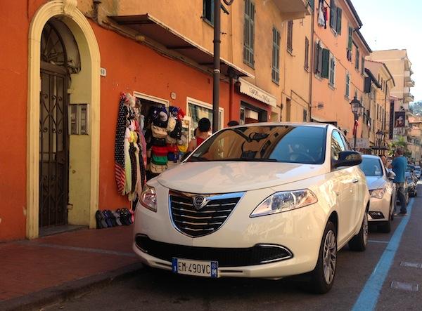 Lancia Ypsilon Italy August 2013