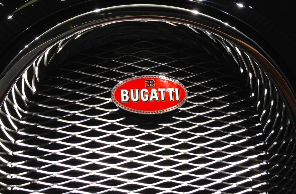 1 Bugatti Grand Sport Vitesse detail Frankfurt Auto Show September 2013