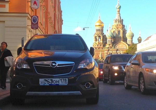 1 Opel Mokka