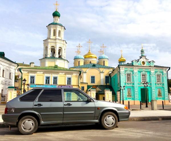 2 Lada Samara