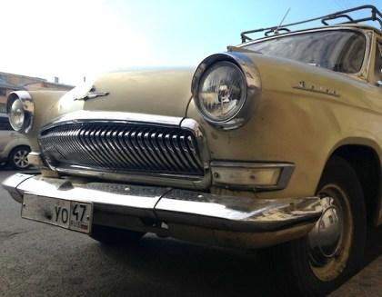 28 1962 GAZ Volga