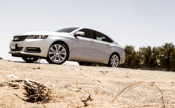 Chevrolet Impala Saudi Arabia July 2013. Picture courtesy of almuraba.net