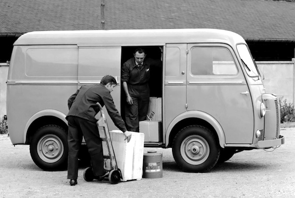 Peugeot D4B France 1963