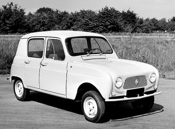 Renault 3 France 1963