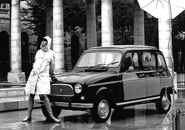 This Was 50 Years Ago In France Renault 4 Leads Citroen 2 Brand