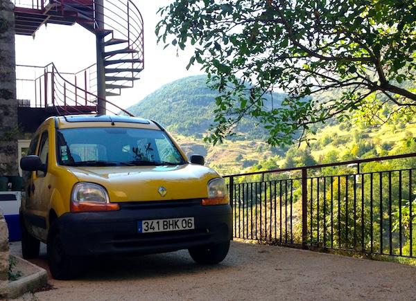 Renault Kangoo I France September 2013