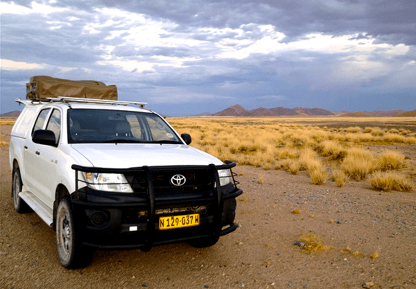 Toyota Hilux Namibia August 2013