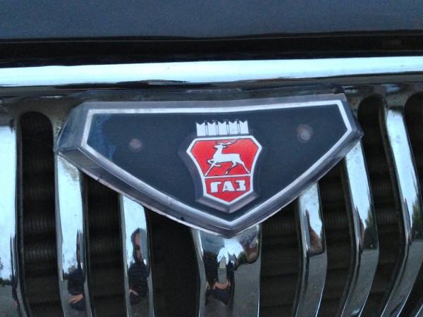 1 GAZ logo