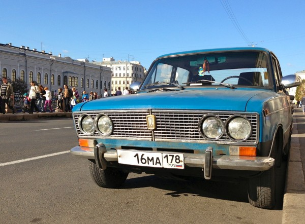 1 VAZ 2106 St Petersburg