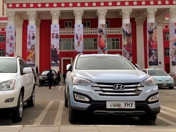 12 Hyundai Santa Fe