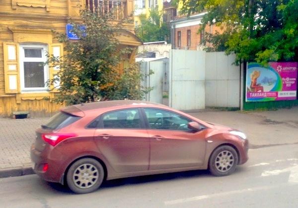 12 Hyundai i30